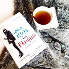A cozy blanket, a hot tea and an interesting book. How do you spent your perfect winter evening? Photo by @nocoffeeformeplease  on Instagram.