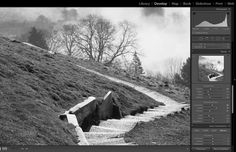 The 10 commandments of Lightroom black and white: step 6