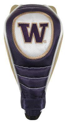 Team Effort NCAA Shaft Gripper Utility Golf Club Headcover - University of Washington