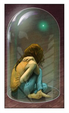 Law of Attraction Tarot by Simone Gabrielli | 4 of Swords If you love Tarot, visit me at www.WhiteRabbitTarot.com