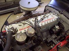 Packard Thunderbolt straight 8