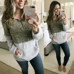 57b06ab461 cozy pullover | Amazon Fashion Haul Cozy Winter Outfits, Fall Outfits, Amazon  Dresses,