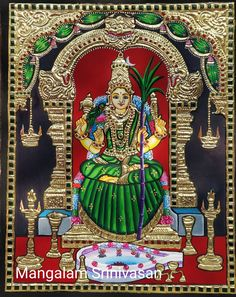 Tanjore Painting, Fair Grounds, Photos, Pictures