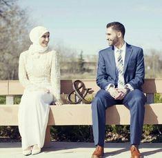 Muslim couple !