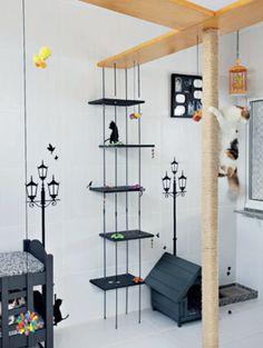 Como criar um cantinho para animais no apartamento? | Álamo Construtora