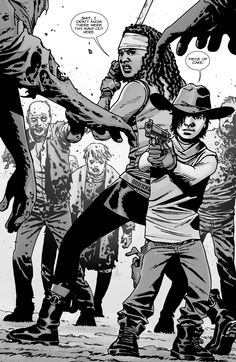 Walking-Dead Comic