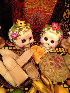 Day of Dead Altar