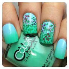 Gradient using Color Club Take Me To Your Chateau and Age of Aquarius stamped using Mash-50 and Bundle Monster BM-308.
