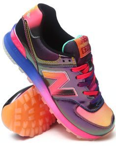 Rainbow 574 Sneakers by New Balance