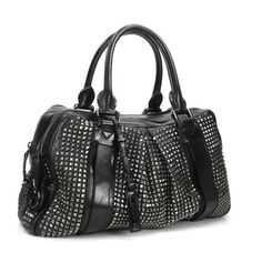 Burberry Prorsum Studded Knight bag...I'm obsessed with this bag...