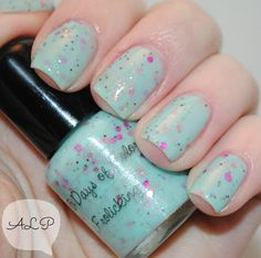 A Little Polish: 365 Days of Color - Frolicking
