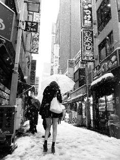 Shinjuku Snowy