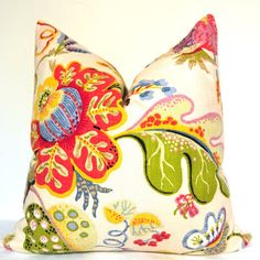 Pillow Cover  Decorative Pillow  Throw Pillow  Sofa by kyoozi, $46.00