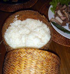 LOVE sticky rice