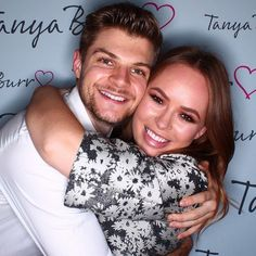 Tanya Burr and Jim Chapman:)