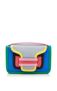 1ccf756ed0 Alpha Clutch In Mulitcolor by Pierre Hardy for Preorder on Moda Operandi  Hand Bags 2017