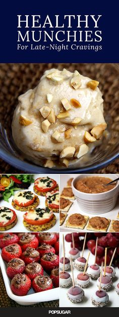 10 Low-Calorie, Late-Night Snacks For Delicious Midnight Dining