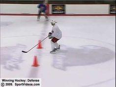 Winning Hockey: Defense Hockey Workouts, Hockey Drills, Hockey Players, Youth Hockey, Ice Hockey, Hockey Outfits, Hockey Training, Hockey Coach, Hockey World