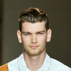 2015 runway hair trends for men - Google Search