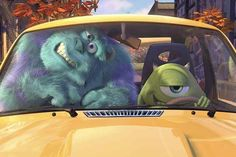 """The short film Mike's New Car , was originally supposed to be a scene in the film.   16 Things You Might Not Know About """"Monsters Inc."""""""