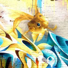 gold fish @ queen & dovercourt.