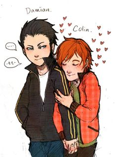 Damian Colin