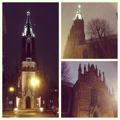Old St. Gertrude's #Church, #Riga, #Latvia. #architecture #culture #building #religion #christianity #catholic #travel #tourist #tourism / http://www.contactchristians.com/old-st-gertrudes-church-riga-latvia-architecture-culture-building-religion-christianity-catholic-travel-tourist-tourism/