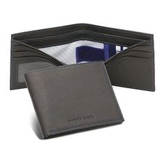 Tokens & Icons Toronto Maple Leafs NHL Authentic Game-Used Jersey Wallet