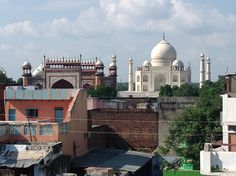 Agra, the former capital of Hindustan, is a city on the banks of the river Yamuna in the northern state of Uttar Pradesh, India.