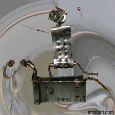 Sculpture d'artagnan, en métal, art singulier par amabati http://amabati.com