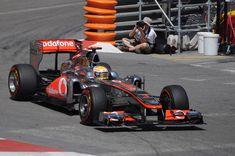 McLaren MP4/26 - Mercedes