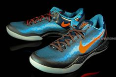 "aec113ec8d36 Nike Kobe 8 ""Blitz Blue"" – Release Date x Detailed Pictures"