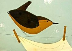House Wren Would love this if only it were a fabric