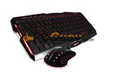 Mars Gaming MCP0 - Pack de teclado y ratón Gaming (con cable, 2800 DPI, iluminación LED roja) El MCP0 está compuesto por el ratón MM0 y el teclado MK0, perfecto para iniciarse en el gaming El MK0 ofrece grandes prestaciones gaming, como un ratio de refresco ultrarápido y capacidad antighosting Su espectacular iluminación LED roja y la exclusiva impresión en rojo reflectante de las...https://pcguay.com/tienda/mars-gaming-mcp0-pack-teclado-raton-gaming-cable-2800-dpi-ilu