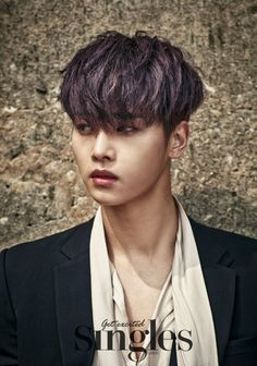 Apparently, the VIXX members fight all the time!The boys had a photoshoot and interview wit…
