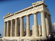 Greek Architecture Parthenon roman architecture) parthenon athens, greece. parthenon is a