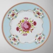 Buy PiP Studio Side Plate, Blue, Dia.17cm online at JohnLewis.com - John Lewis