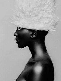 L'univers en noir et blanc du photographe Bastiaan Woudt