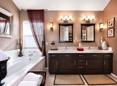 i would love my future bathroom to look like this :)