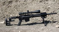 CS5 Sniper Rifle