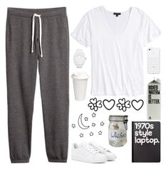 """""""i'll keep on."""" by evenifwecantfindheaven ❤ liked on Polyvore featuring H&M, Topshop, adidas, adidas Originals, Retrò and nfmansionbyfindheaven"""