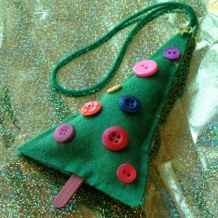 Homemade Christmas Ornaments Crafts - Ornaments to Make | Spoonful.com