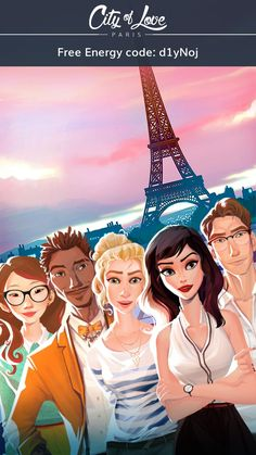 Download City Of Love...such an awesome game