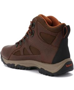 Timberland CA1AOX Mens Bridgeton Mid Waterproof Hiking Boots Brown 11 M US    Read more at the image link. (This is an affiliate link)   TimberlandBootsforMen 7d736ecb2