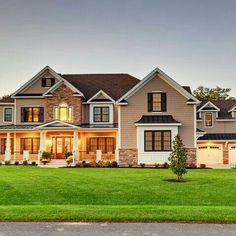 ❤️ the black roof accents!