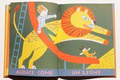 """atelier pour enfants: """"Forte come un orso"""""""