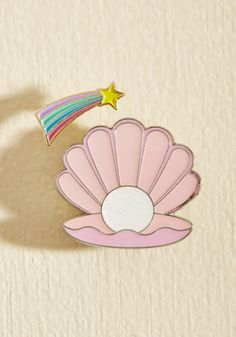 Worth Doing Shell Pin Set. Since you decided to wear this sparkly pin set from Darling Distraction, you're going to flaunt them with as much attitude as you can muster! #multi #modcloth