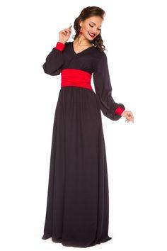 Купить длинные, вечерние платья оптом от производителя | Leleya