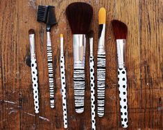 Great gift idea you can buy Elf makeup brushes which they aren't expensive.