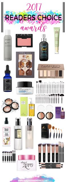 The Products YOU loved the most in 2017! Check out the purchases our readers made this year!